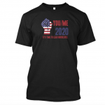 YOU/ME 2020 BLACK TEE SHIRT