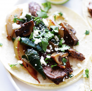 https://www.gimmesomeoven.com/steak-poblano-and-mushroom-tacos-recipe/