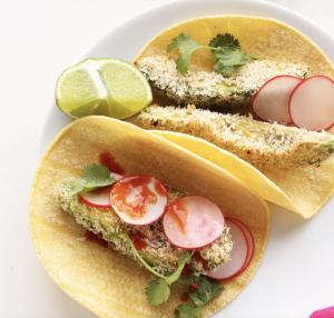 https://minimalistbaker.com/panko-baked-avocado-tacos/
