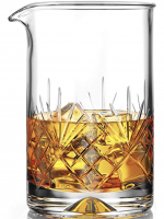Crystal Cocktail Mixing Glass