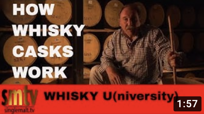 WHISKY U - HOW SCOTCH WHISKY CASKS WORK