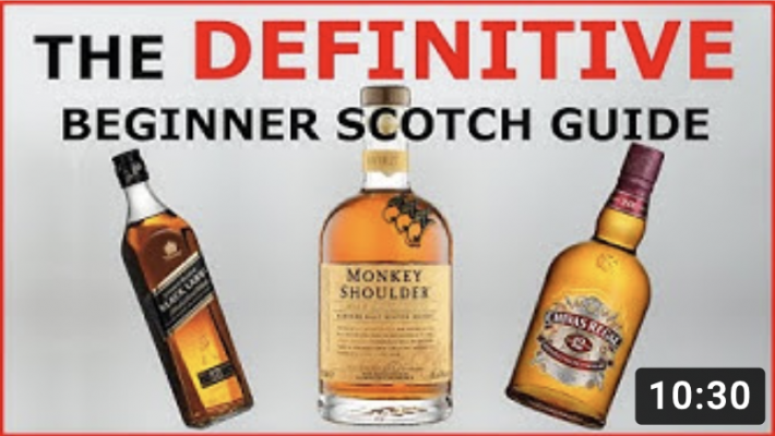 THE DEFINITIVE BEGINNER SCOTCH BUYING GUIDE