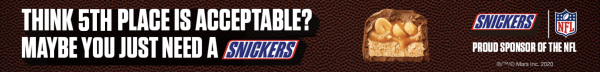 Snickers Banner