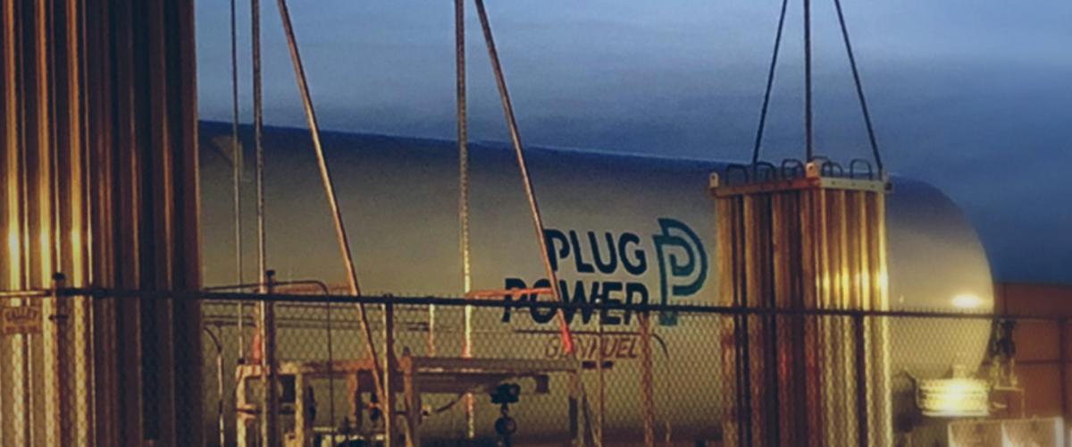 Plug Hydrogen Power