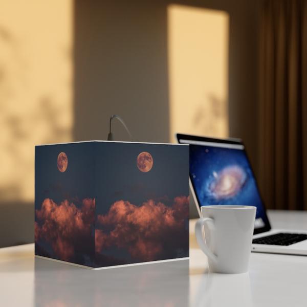Stylish Cube Lamps