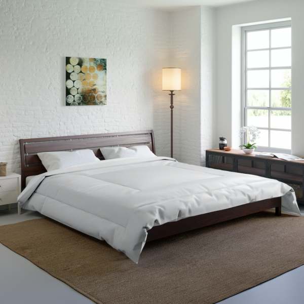 White Comforter