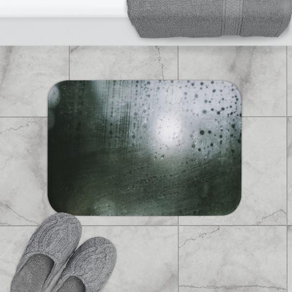Raindrop Drive - Bath Mat
