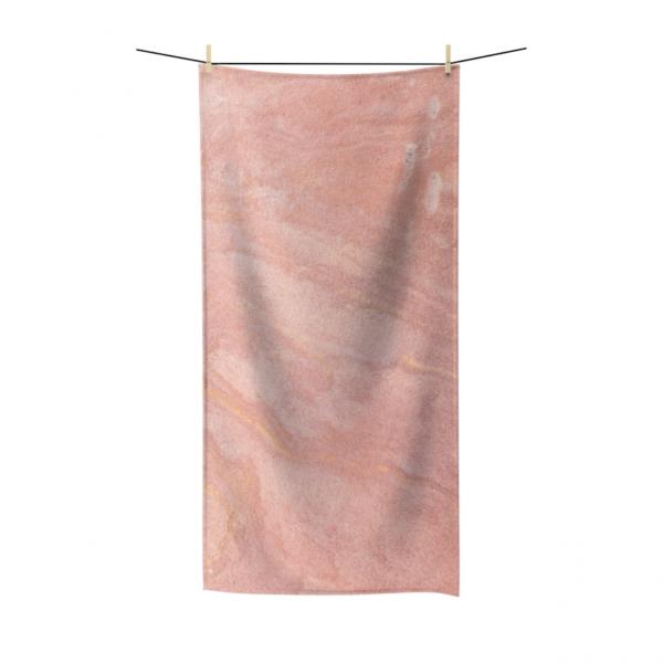 Sandstone Polycotton Towel
