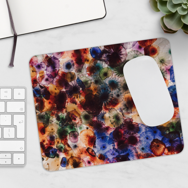 Psychedelic Jellies Mousepad
