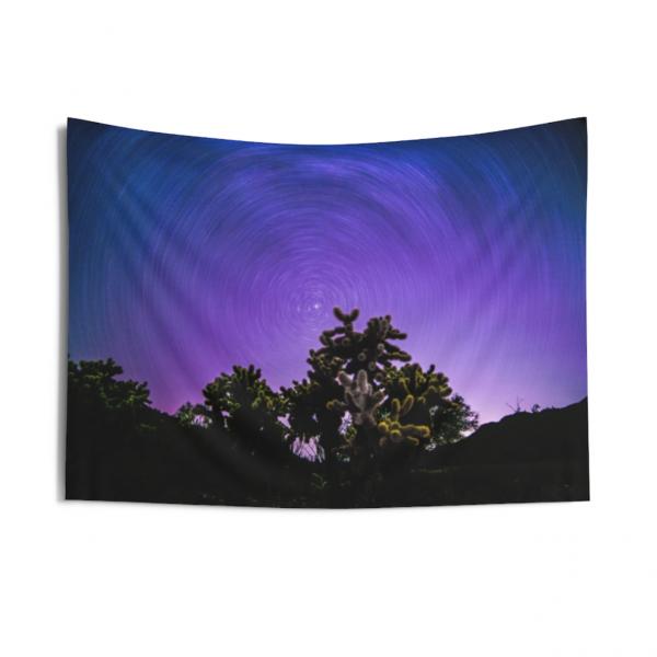 Vulture Mine Road, Wikenburg, AZ, USA - Indoor Wall Tapestries