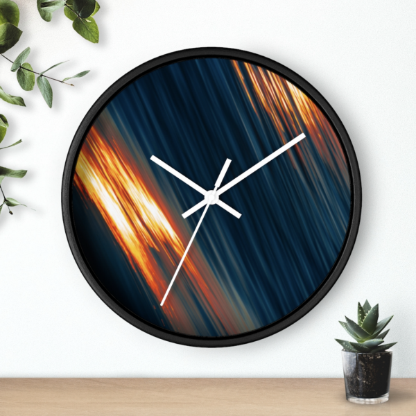https://thesmokingchair.com/product/venice-waves-on-edge-wall-clock/