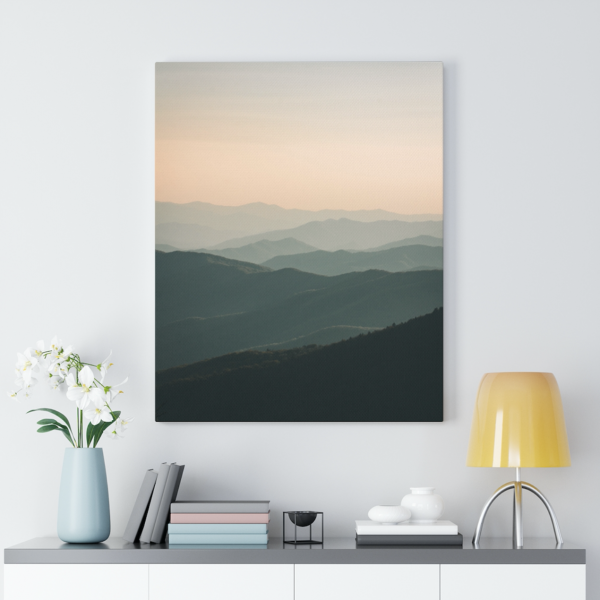 Great Smoky Mountains - Stretched Canvas