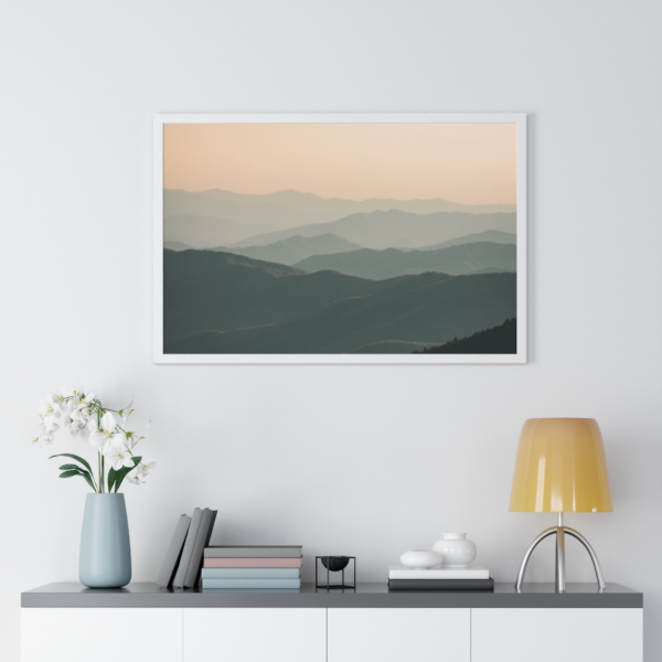 https://thesmokingchair.com/product/great-smoky-mountains-premium-framed-horizontal-poster/