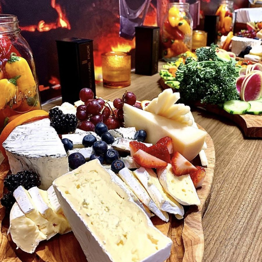Beautiful Collection of Cheeses